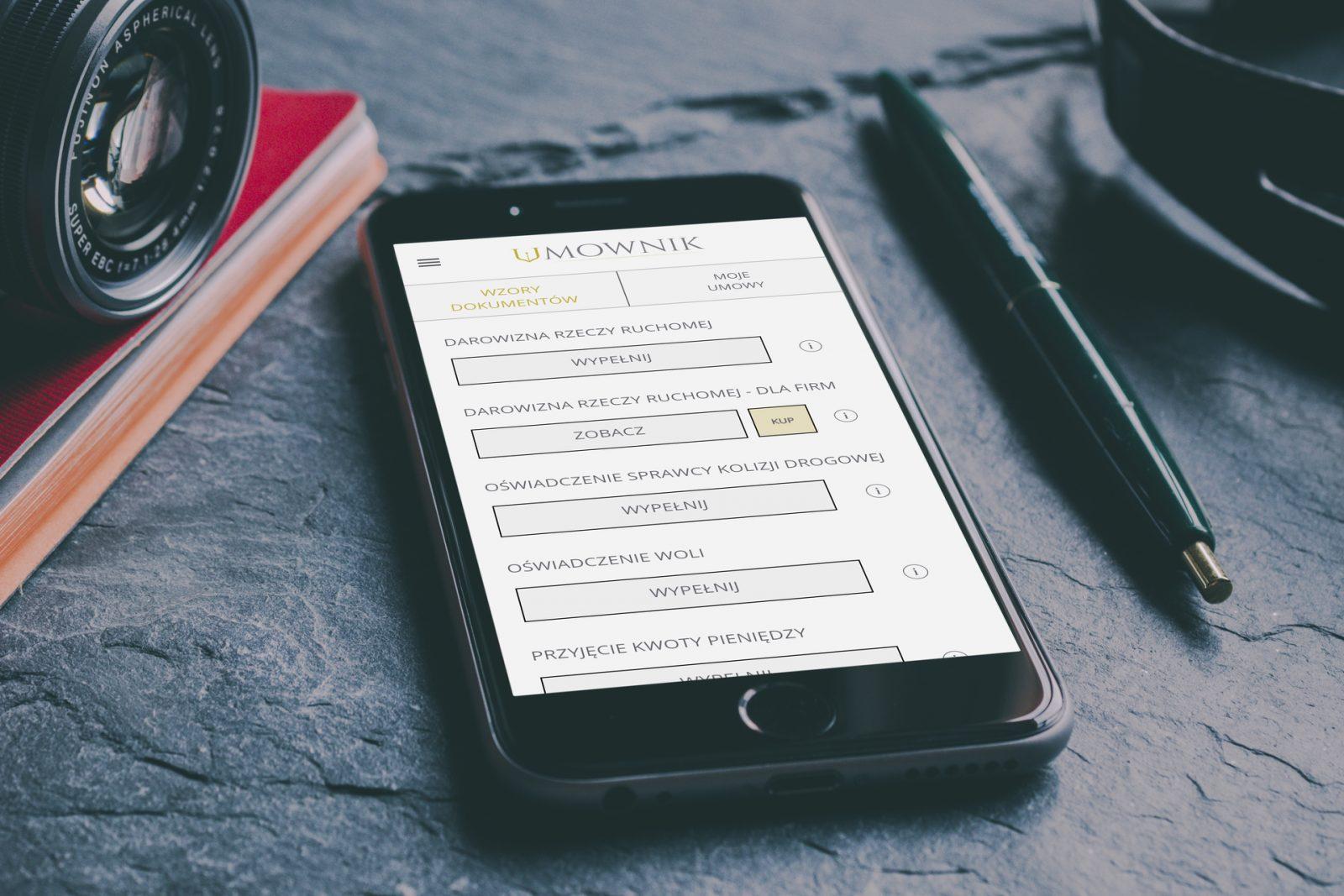 Umownik - 31 umów, które możesz zawrzeć w formie dokumentowej